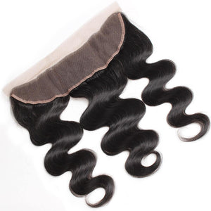 Brazilian Body Wave 4 Bundles With 13x4 Lace Frontal Closure Ishow Remy Human Hair Bundles Extensions - IshowVirginHair