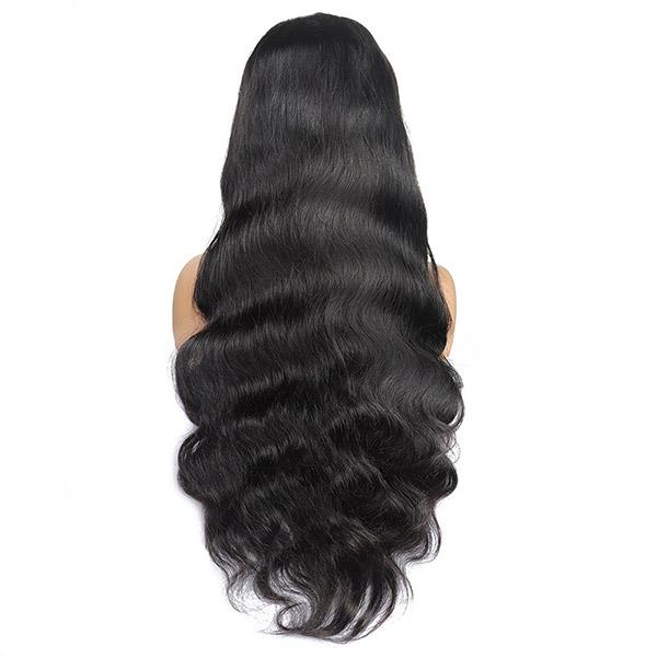 Ishow Anniversary Flash Sale Straight Body Wave 4x4 Lace Closure Wig, Factory 100% Unprocessed Virgin Human Hair