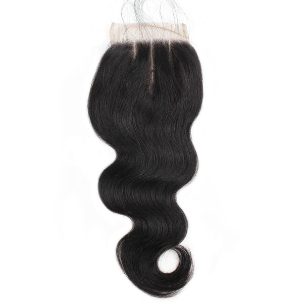 100% Remy Human Hair Body Wave 4x4 Lace Closure With Baby Hair Ishow Hair Extensions Free Middle Three Part Swiss Lace - IshowVirginHair