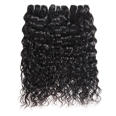 Ishow Hair 100% Virgin Malaysian Human Hair Water Wave Human Hair 3 Bundles - IshowVirginHair