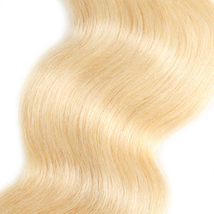 Ishow Hair Brazilian Body Wave 3 Bundles 613 Blonde Color