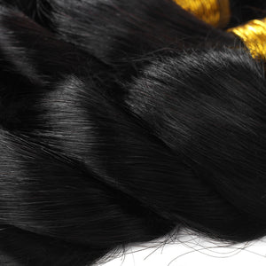 Ishow Loose Wave Hair Bundles 1Pc 8-28inch 100% Human Hair Weave Bundles Remy Hair Extensions - IshowVirginHair