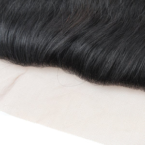 Straight Hair 13X4 Ear to Ear Lace Frontal With Baby Hair Free Shipping - IshowVirginHair