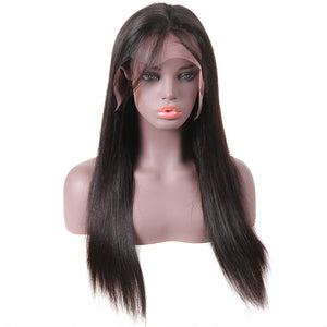 Ishow Straight Hair Lace Front Wig 100% Virgin Human Hair Wigs