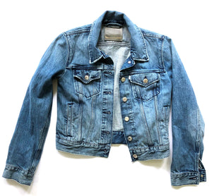 PLEASE RECYCLE - Reworked Denim Jacket