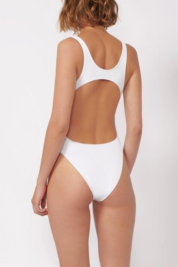 Swimsuit Foam Blanco - HONESTA