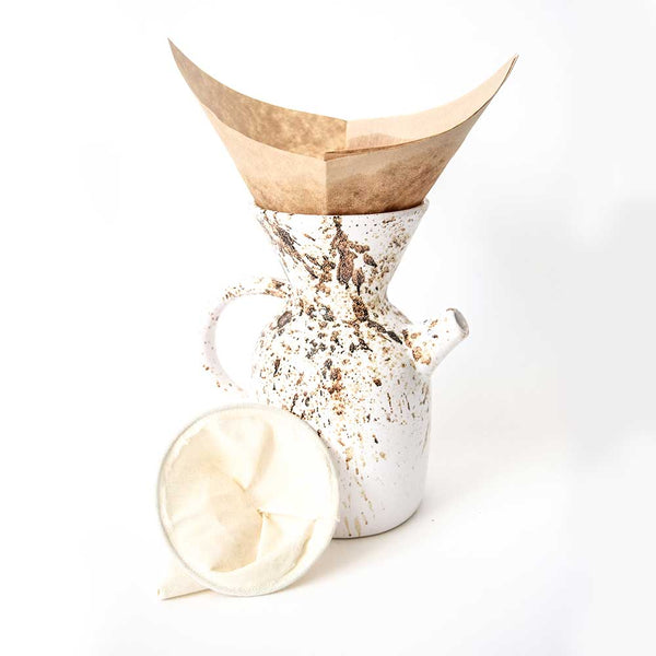 Caribbean Pour-Over Coffee Maker
