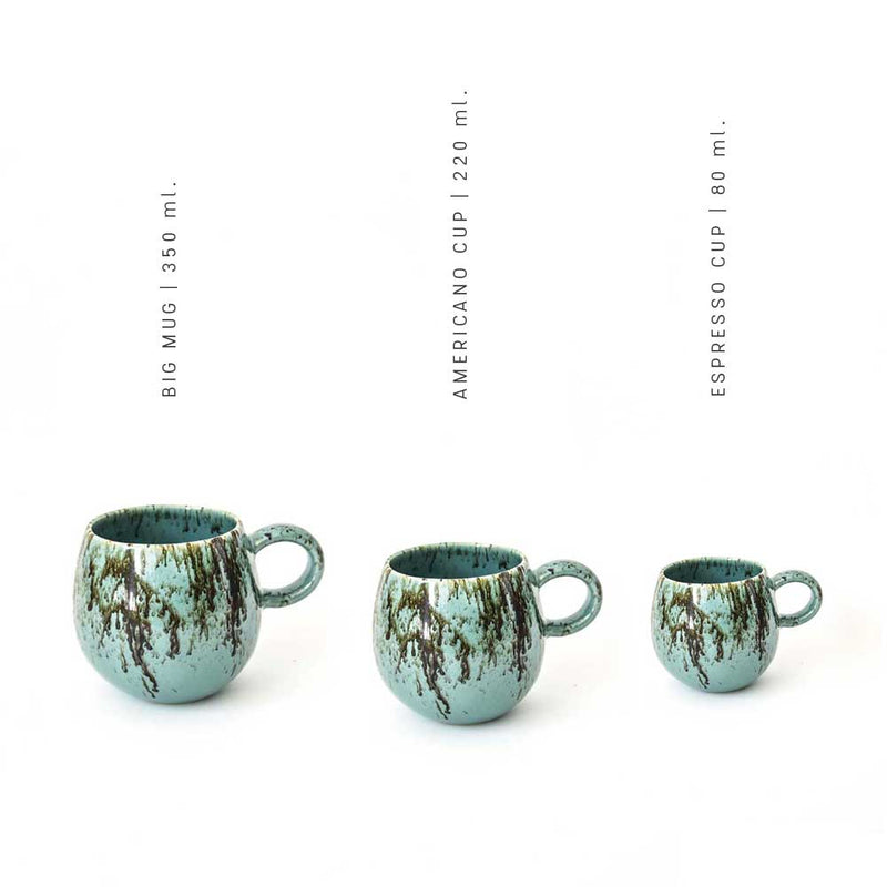 Lagoon Cozy Mug Set - HONESTA