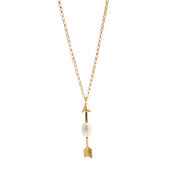 Cupid Necklace - HONESTA