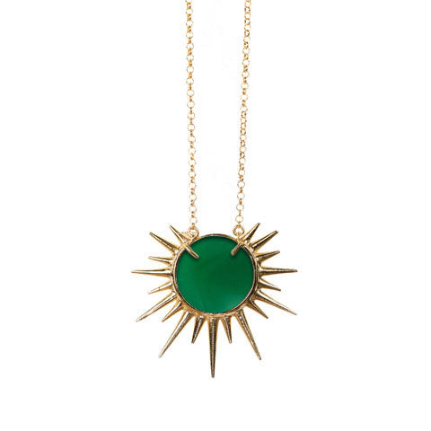 Solum Necklace - HONESTA