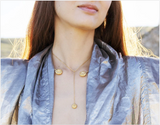 Iyari Necklace - HONESTA