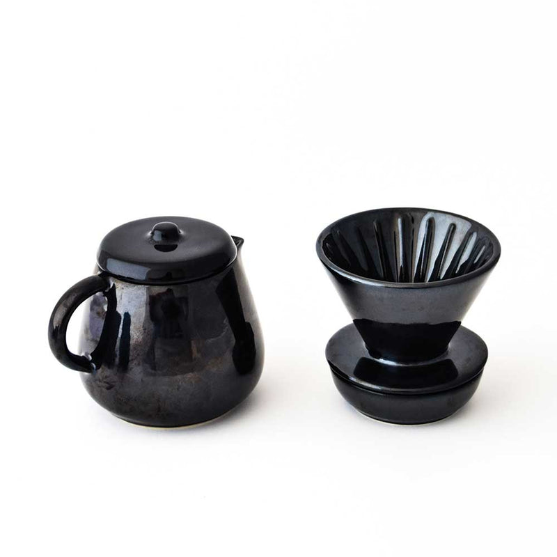Caviar Coffee Dripper Set - HONESTA
