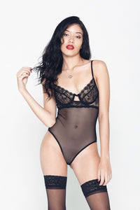 Bad girl negro Bodysuit