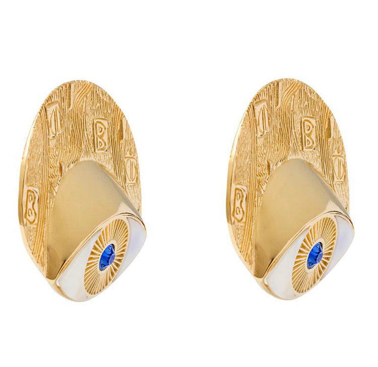 Aretes Adele XL - HONESTA