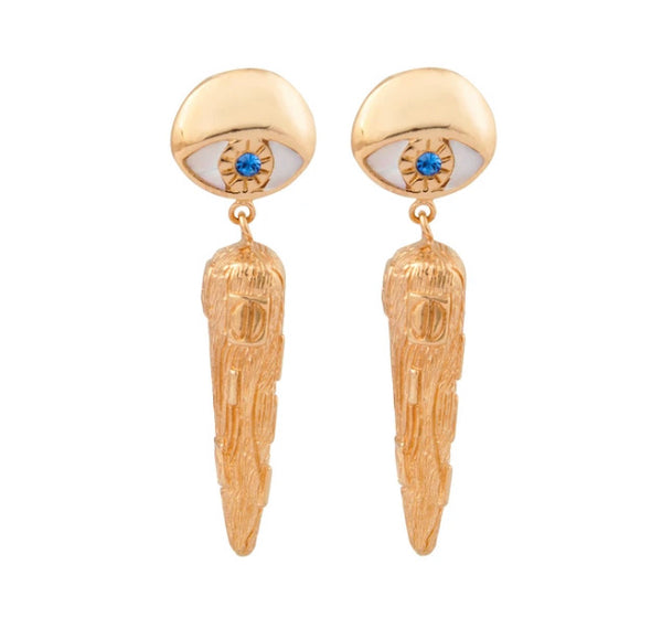 Aretes Adele Drop - HONESTA