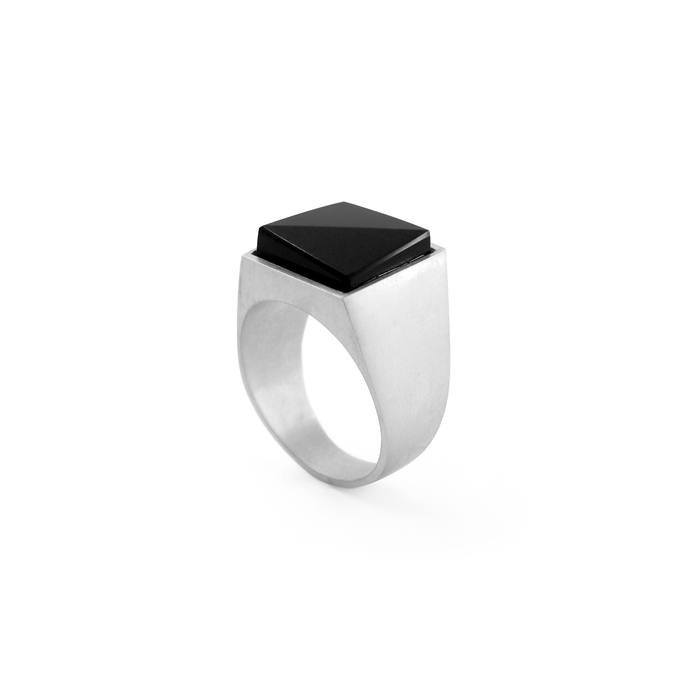 Anillo Black Solid
