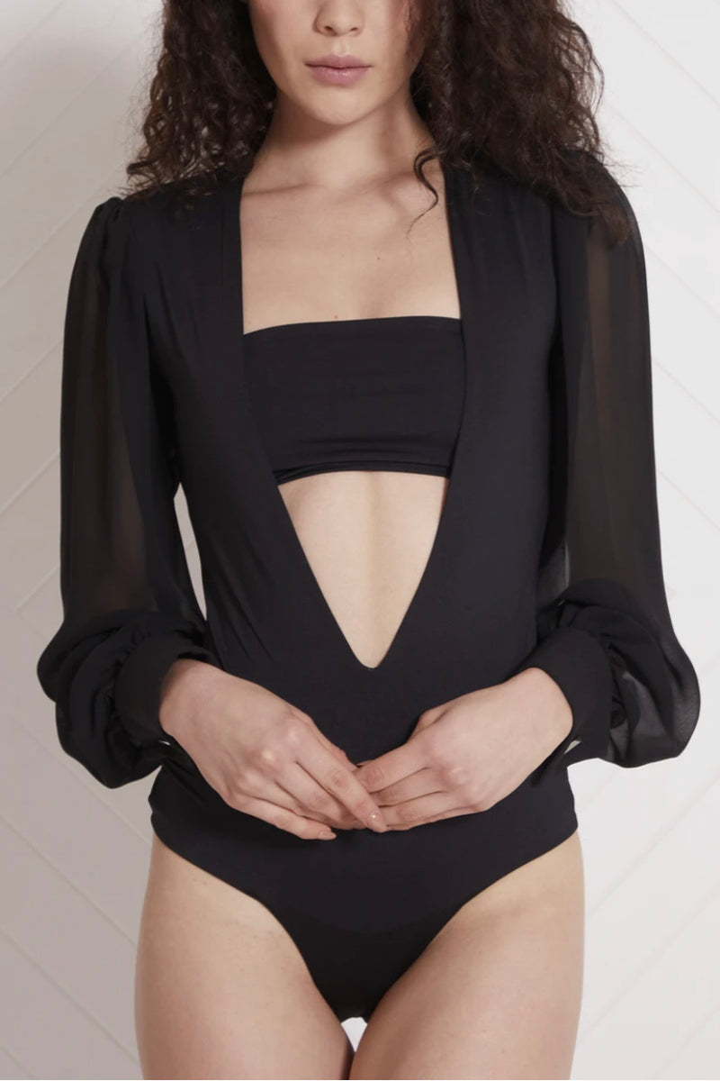Hutton Bodysuit - HONESTA