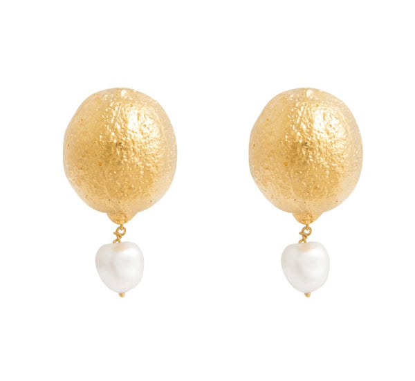 Aretes Lemonade - HONESTA