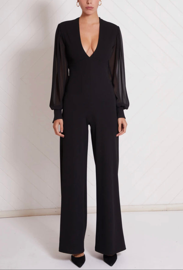 Hutton Jumpsuit - HONESTA