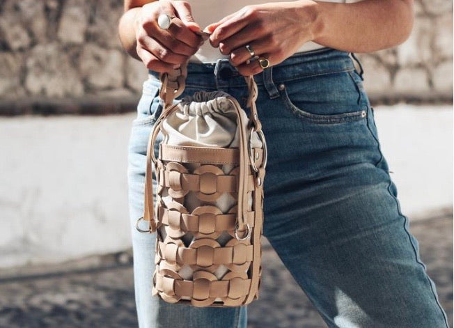 Celosía Bucket Bag - HONESTA