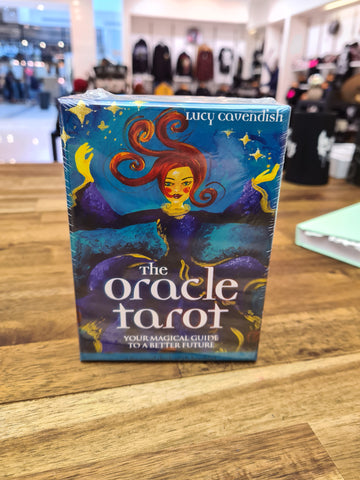 The Oracle tarot- tarot cards