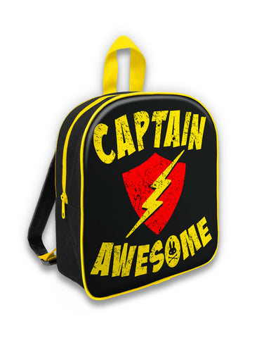 SIX BUNNIES - CAPTAIN AWESOME BACKPACK
