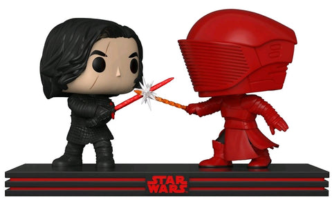 Star Wars - Kylo Ren & Praetorian Guard Movie Moments Pop! Vinyl