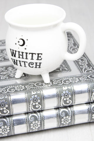 White Witch Mug