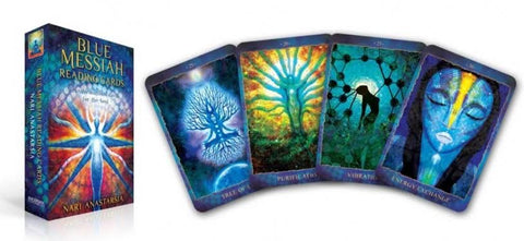 ORACLE CARDS - Blue Messiah Reading Cards