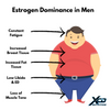 Estrogen Dominance in Men and Low Sex Drive