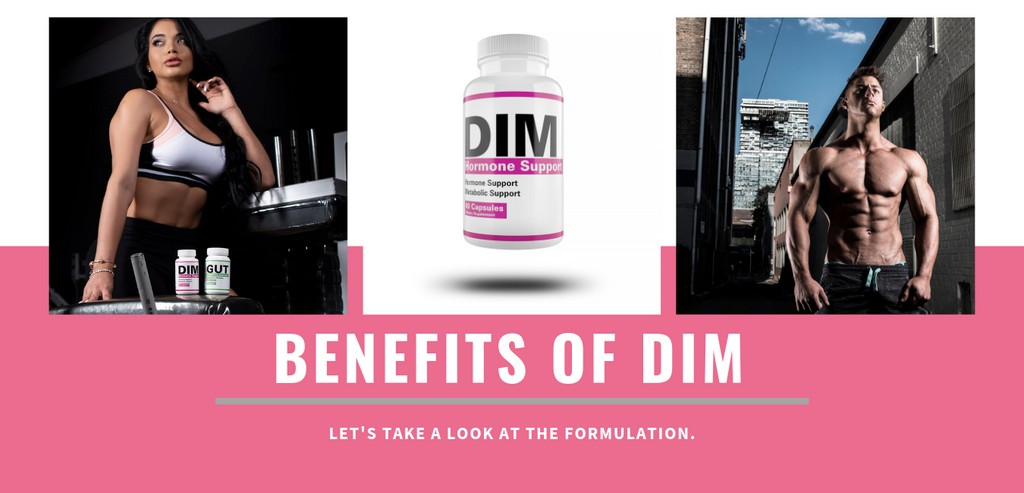 XCD Nutrition - Benefits of Dim hormone support health active fit
