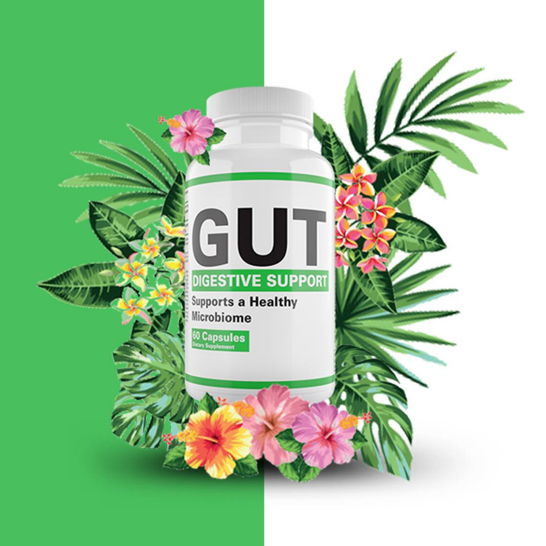 XCD Nutrition GUT