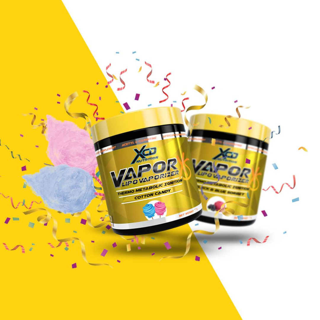 XCD Nutrition VaporXS weight-loss powder
