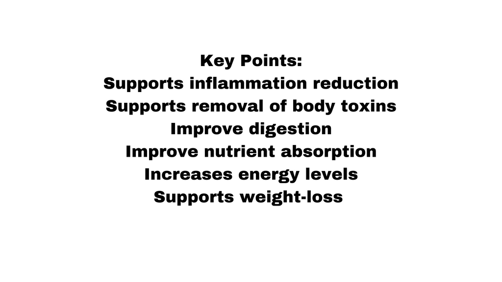 XCD Nutrition GUT benefits