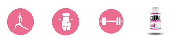 XCD NUTRITION ICONS