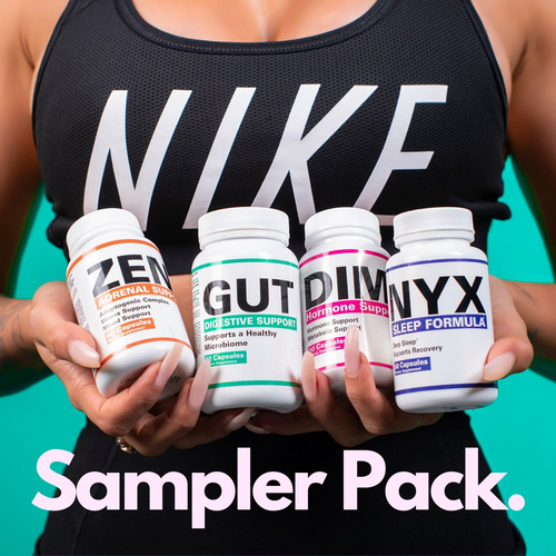 Sampler Pack | DE-BLOAT | STRESS | HORMONES | SLEEP