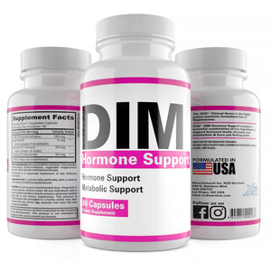 DIM Hormone Support x3
