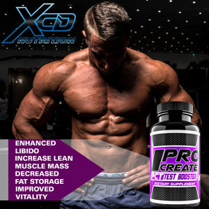 XCD Nutrition I-Procreate PCT Capsules