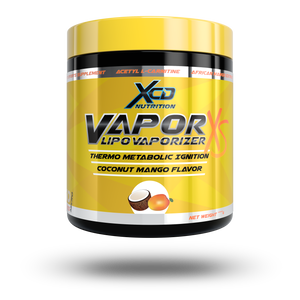 VaporXS Lipo Vaporizor - THERMOGENIC FAT BURNER & NOOTROPIC providing perfect Workout Energy, Metabolic Up-regulation, Mood elevation & Craving control