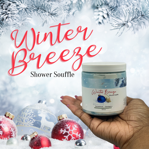 Winter Breeze Shower Souffle