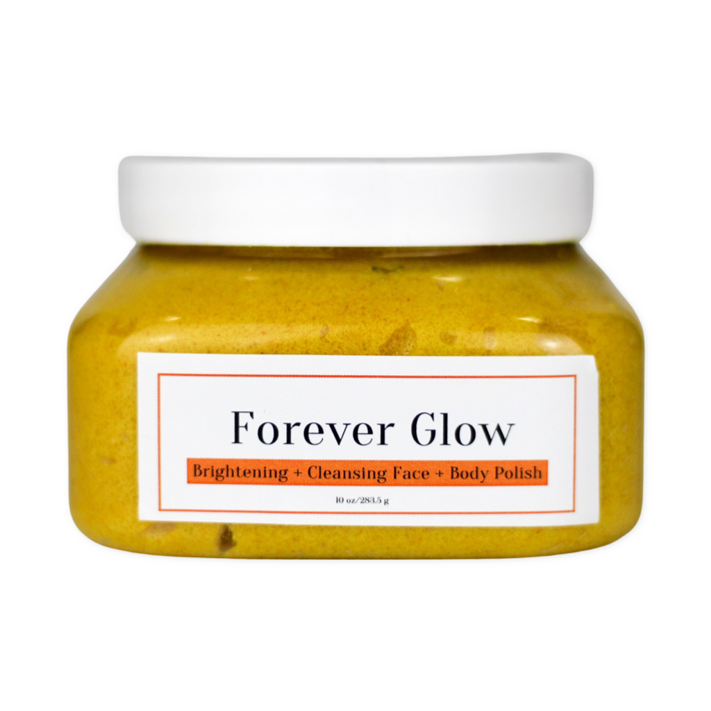 Forever Glow Face and Body Polish