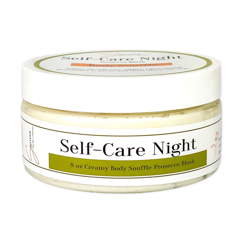 Self-Care Night Body Souffle