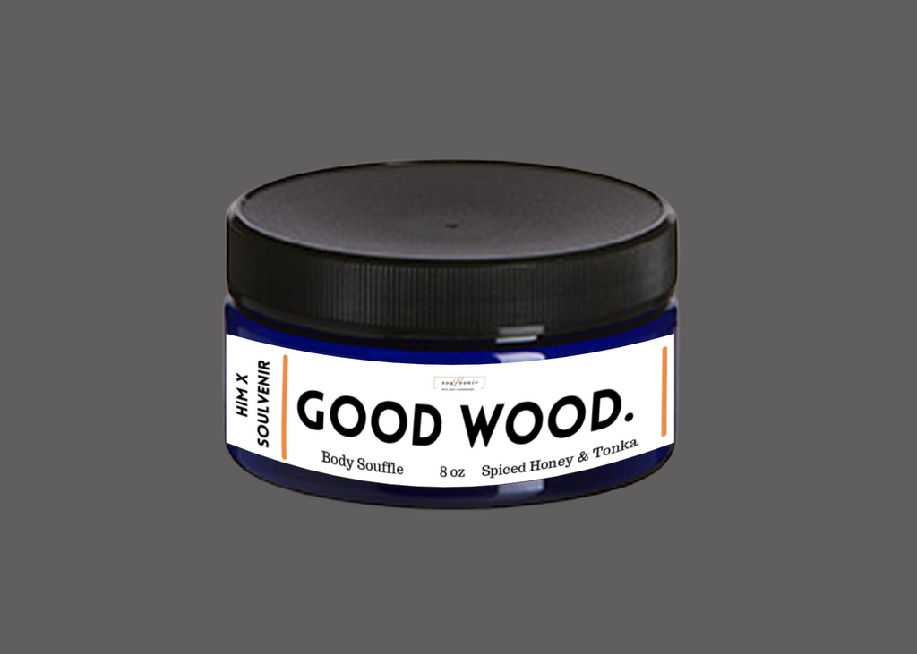 Good Wood Body Souffle