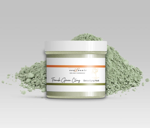 French Green Clay Detoxifying Mask