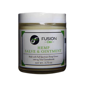 1000Mg Hemp Salve and Ointment
