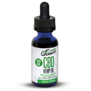 1000mg Full Spectrum CBD Hemp Oil (30ml)