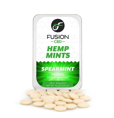 CBD Hemp Mints Spearmint