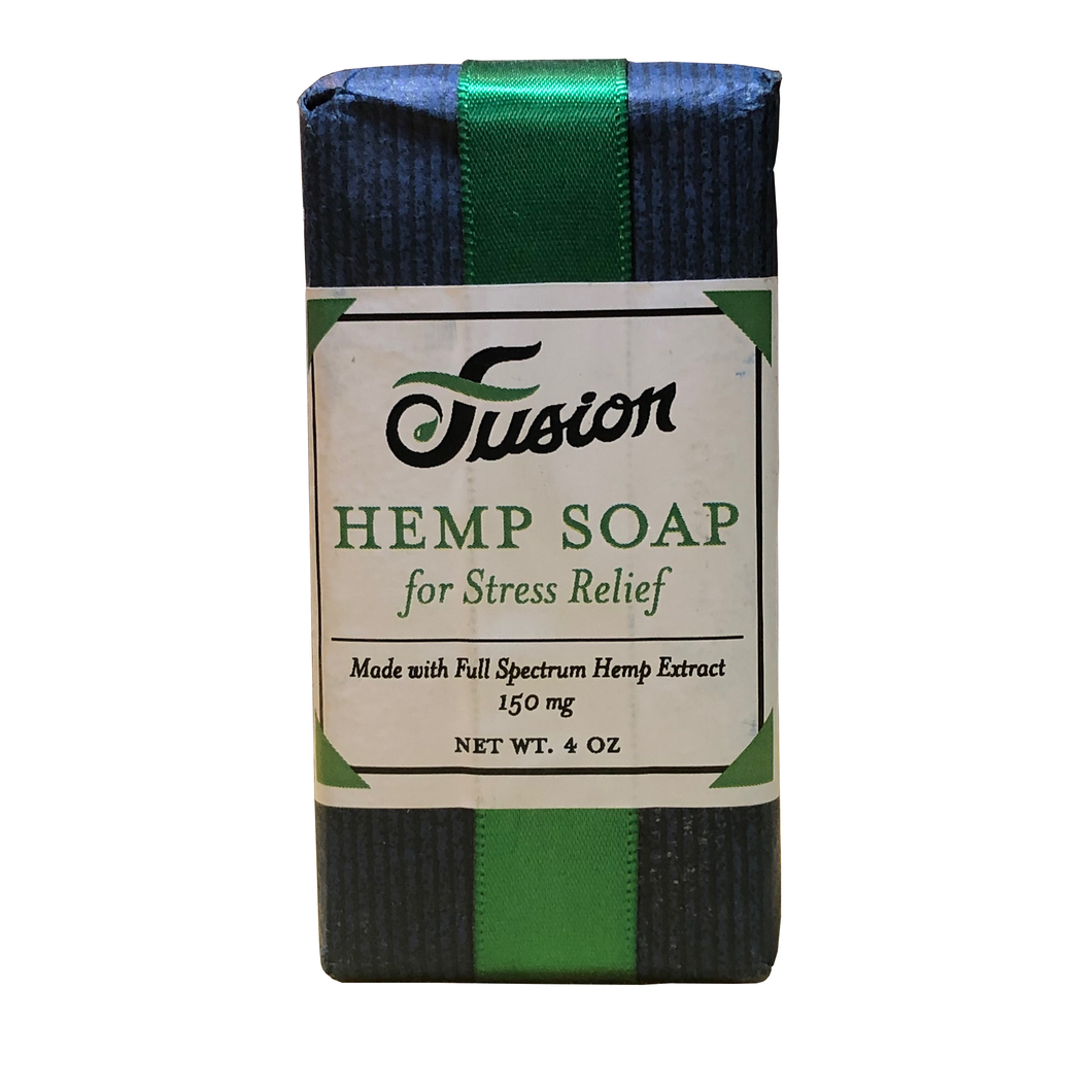 CBD Hemp Soap Stress Relief