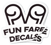Fun Fare Decals