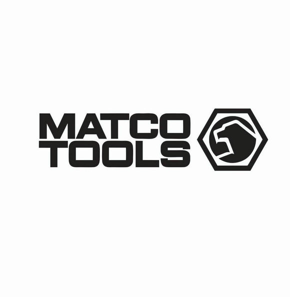 Matco tool Die Cut Vinyl Decal-Fun Fare Decals